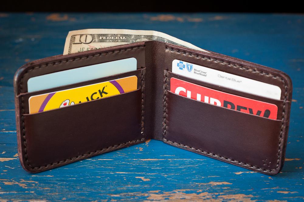 7 pocket billfold
