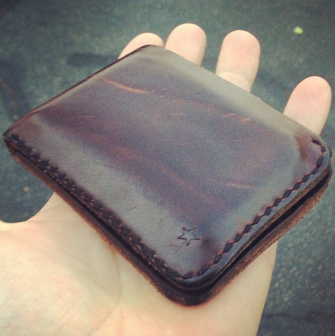 brown Horween Chromexcel