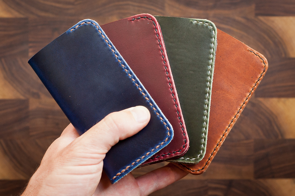 Horween colors