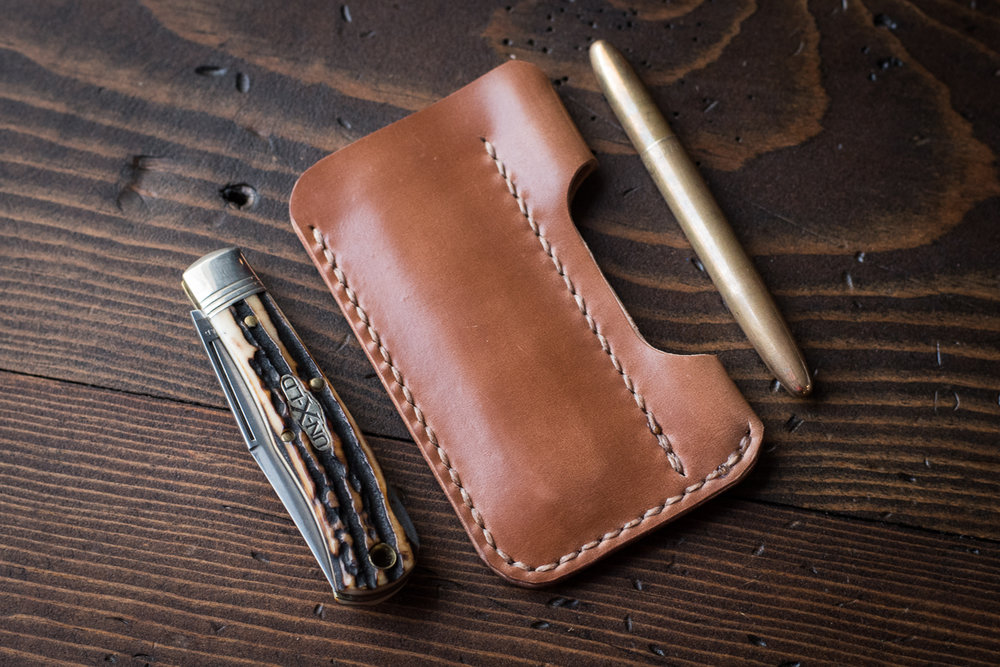 EVERY DAY CARRY & KNIFE SLIPS  Combo pen, knife and light pocket cases