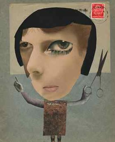 Hannah Höch,  Self portrait .