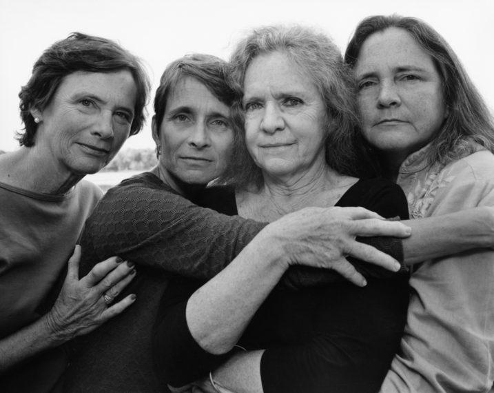 The Brown Sisters , 2012. Nicholas Nixon.