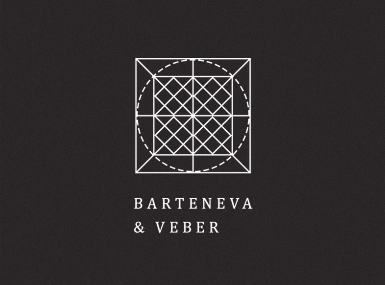 Брендинг для архитектурногобюро «Barteneva&Veber»