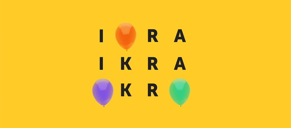 Ребрендинг школы «ИКРА»