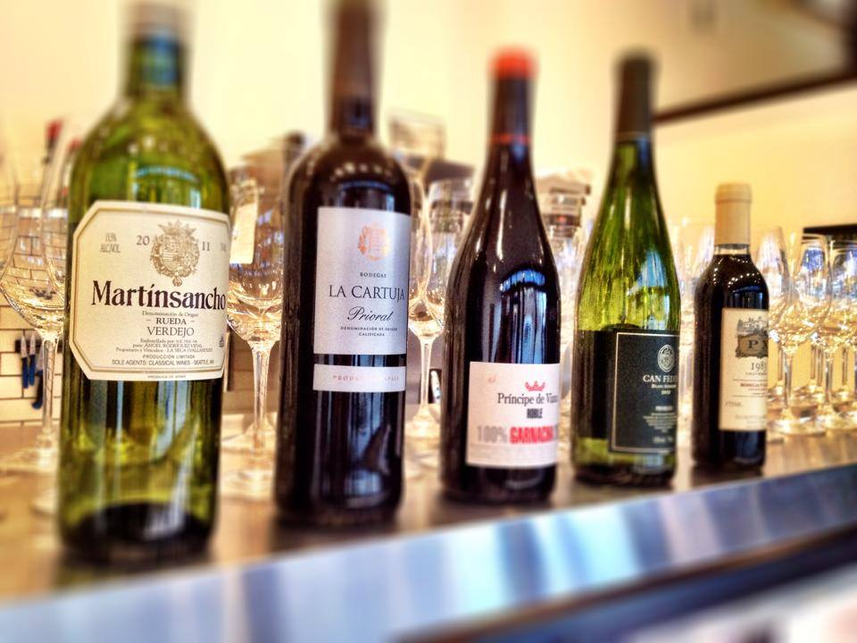 Our guests may bring in their own bottles. There is a $20 corkage fee per bottle.