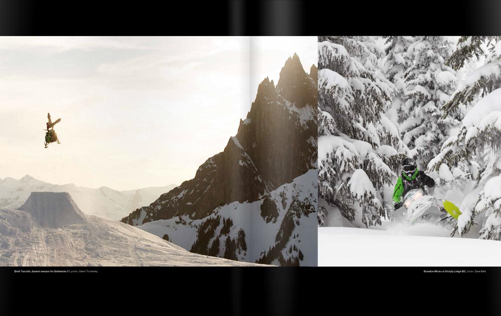 Mountain Sledder Vol. 6 Fall 2015