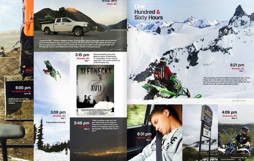 Mountain Sledder Vol. 7 Winter 2015
