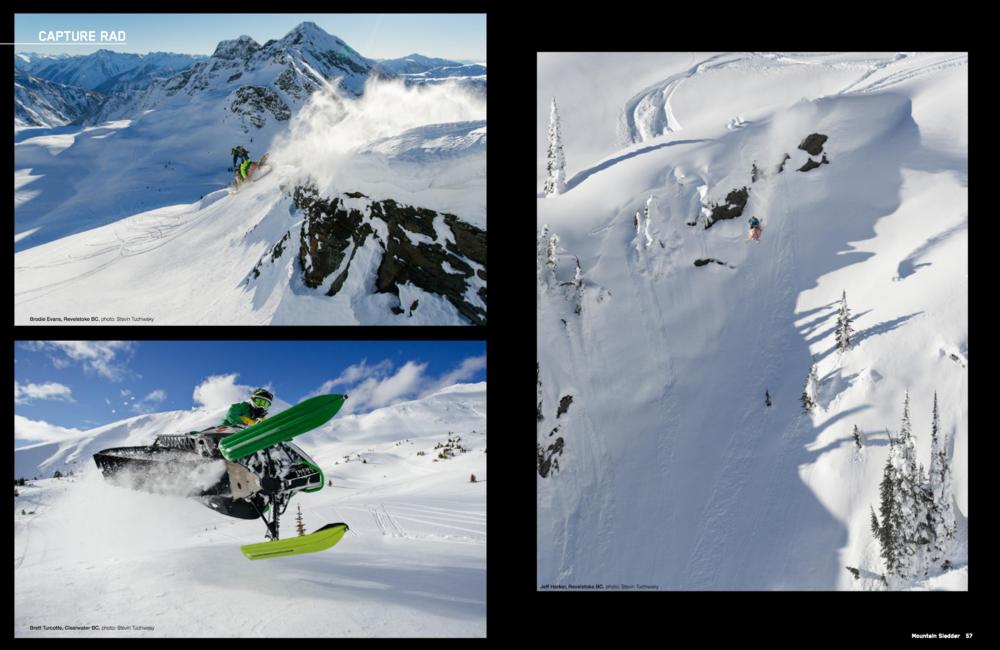 Mountain Sledder Vol.11 Winter 2017