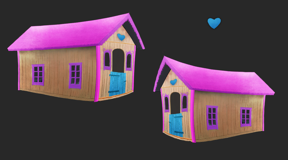 Dora Pony House Concepts