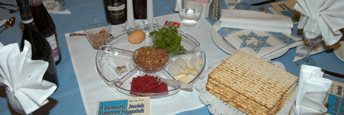 Passover March 31 Community Seder at Embassy Suites, Garden Grove, 4 - 9 PM