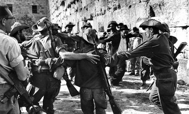 Jerusalem, Six Day War 1967