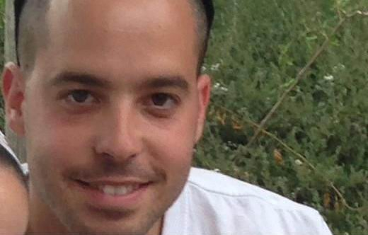 Captain Tsvi Kaplan, 28, from Kibbutz Merav