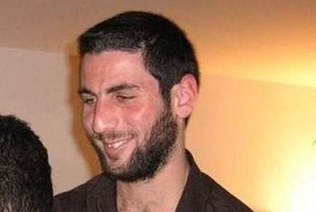 NCO Ohad Shemesh, 27, from Beit Elazari