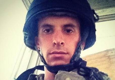 Sargeant Max Steinberg, 24, from Woodland Hills, California, living in Beersheba