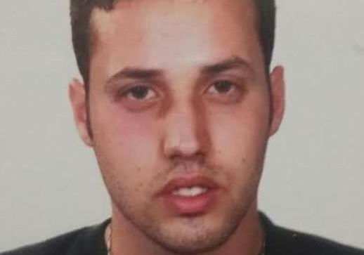 Sargeant Nadav Goldmacher, 23, from Beersheva
