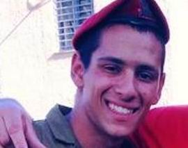 Sargeant Nadav Raimond, 19, from Shadmot Dvora