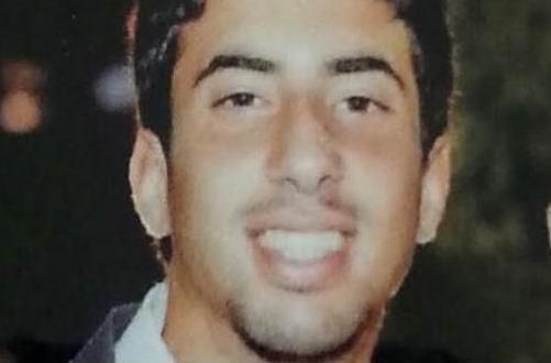 Staff Sargeant Eitan Barak, 20, from Herzliya