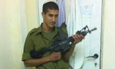 Staff Sargeant Eliav Eliyahu Haim Kahlom, 22, from Safed