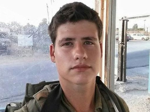 Messianic Jewish Soldier Shai Kushnir