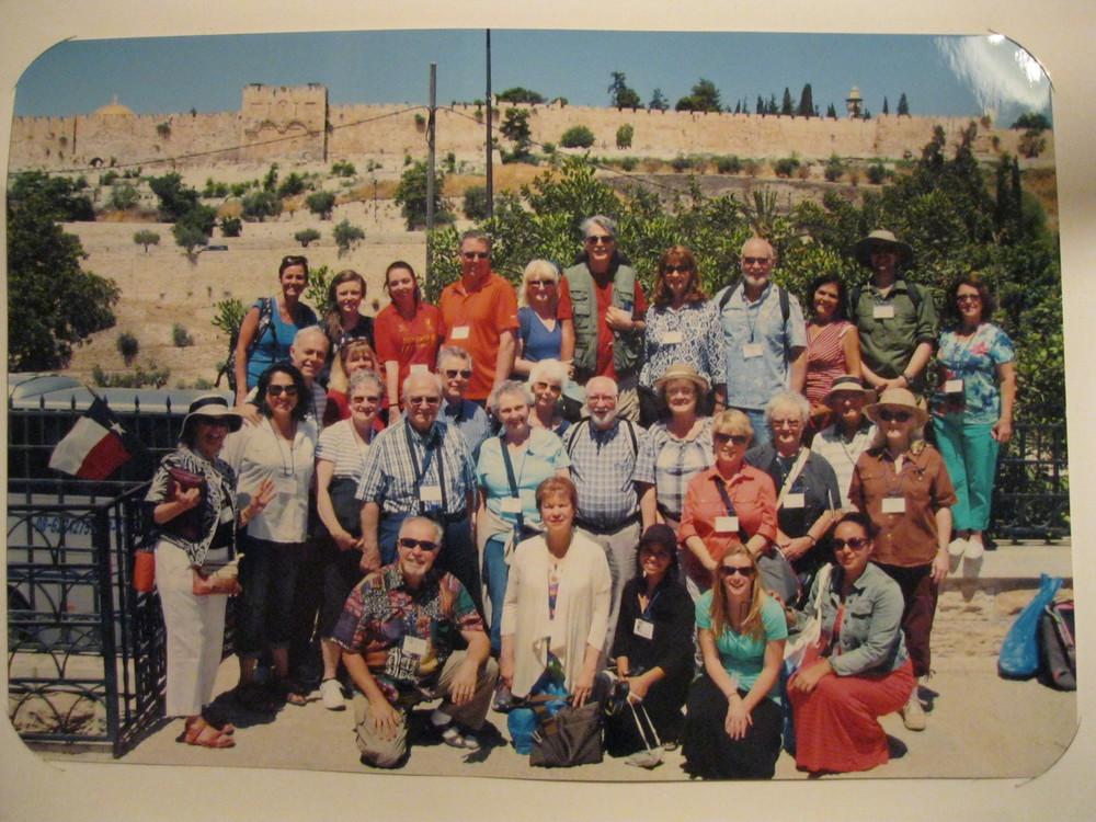 Israel Tour 2013
