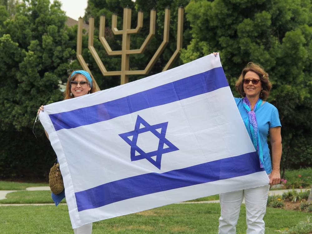 Walk For Israel (Israel's Independence Day) 2015