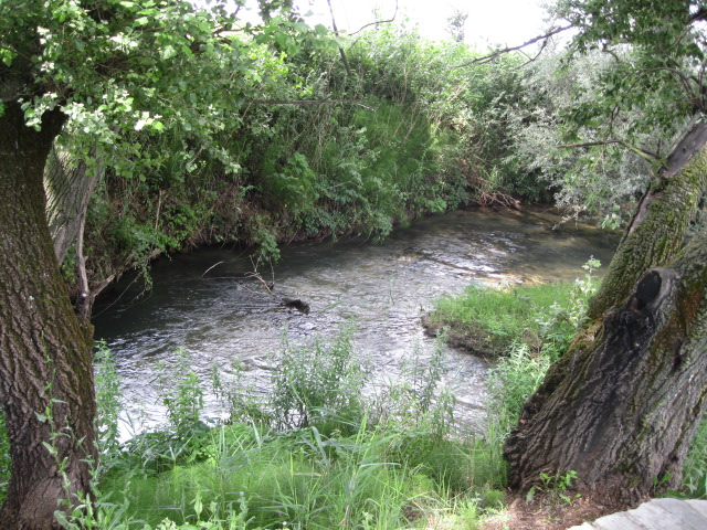 The river where Paul often met Lydia selling purple