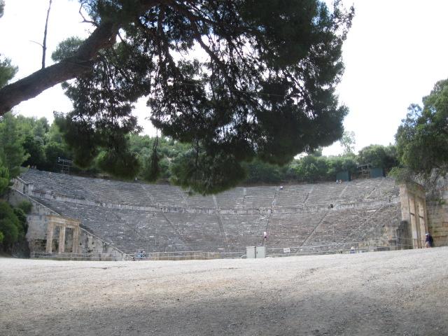 Ephidauras Theatre