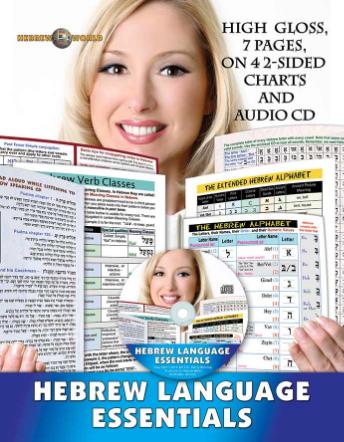 Hebrew language essentials