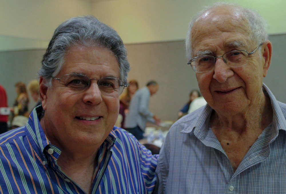 Robb Schwartz & Dr. David Shichor