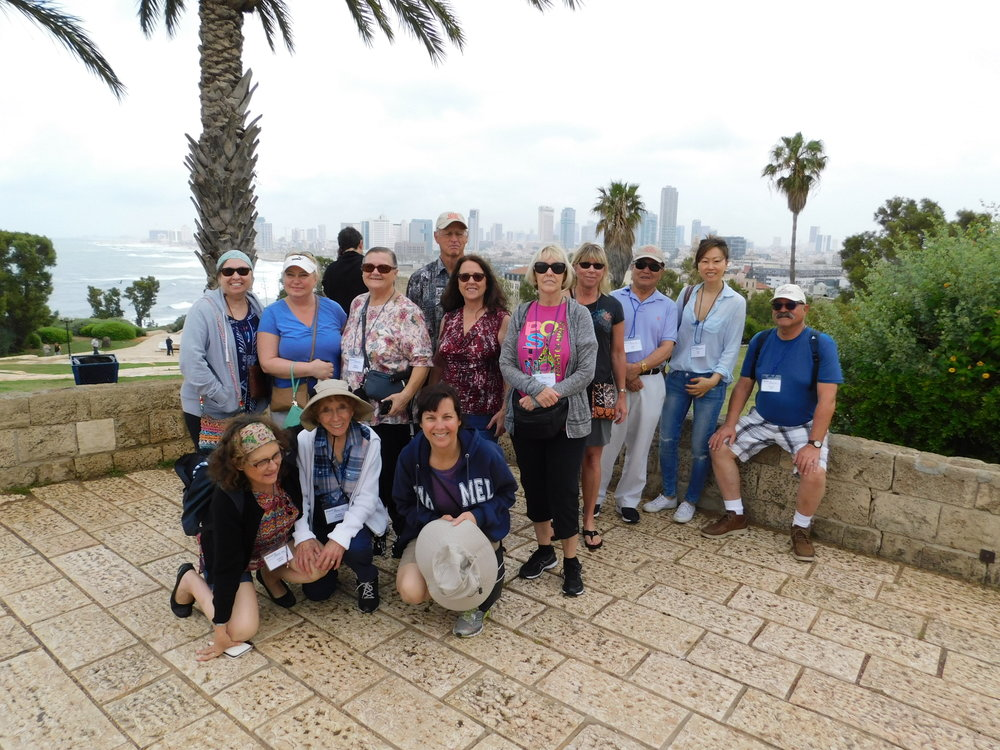 Jappa near Tel Aviv