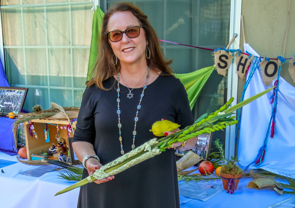 The Lulav and the Etrog