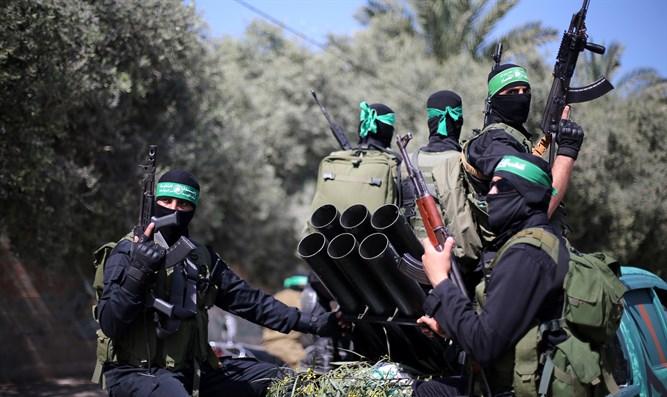 Hamas Prepares for Confrontation