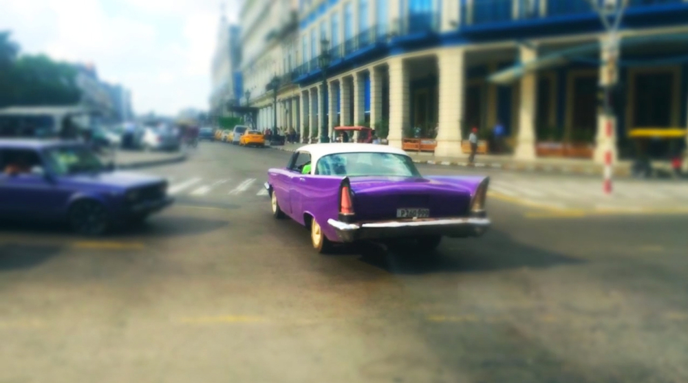Taxi To Havana (screen-still_1) Copyright © Emmy Scharlatt and Tennyson Woodbridge, 2015