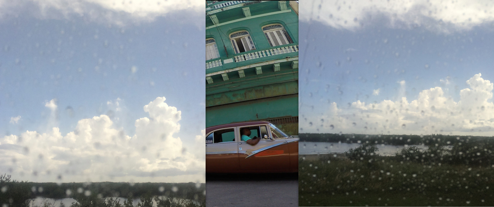 Havana-Trinidad May 2015_5  Digital assembly;   Copyright © Tennyson Woodbridge, 1963 to present