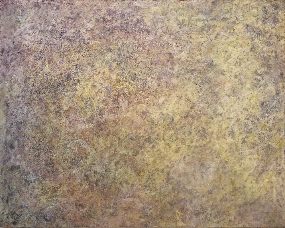 "In November Oil/canvas, 1985-1987, 30x38""  Copyright © Tennyson Woodbridge, 1963 to present"