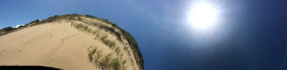 Ballston Beach, 28Aug15_3  Photograph, 2015;   Copyright © Tennyson Woodbridge, 1963 to present