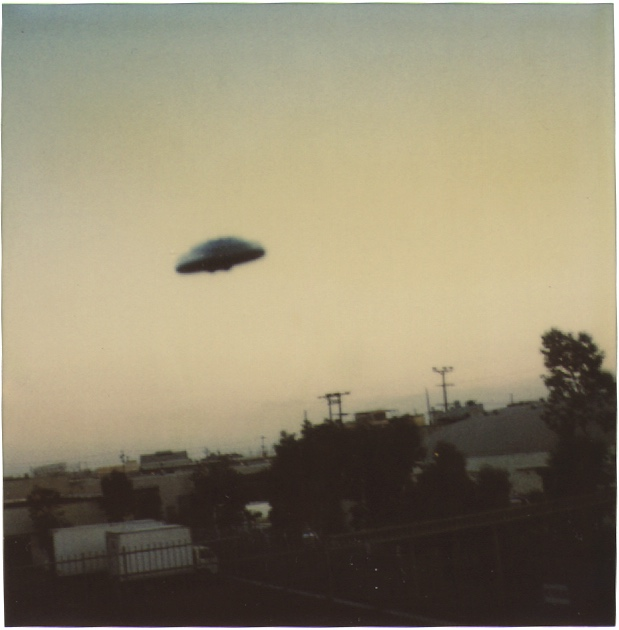 Credit: Dorothy Drudge Special mention provenance:  UFO 1991 Los Angeles, CA