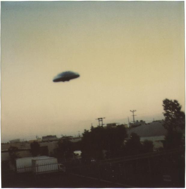 Credit: Dorothy Drudge Special mention provenance: UFO 1991 Los Angeles, CA