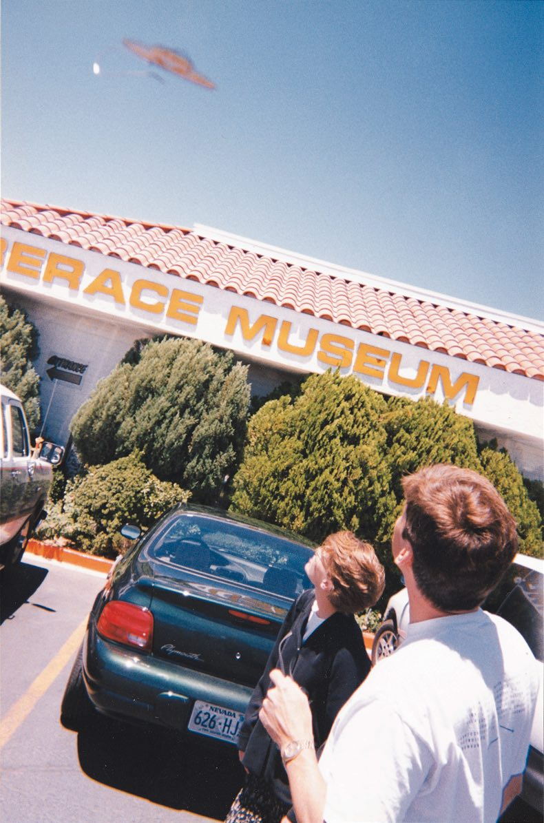 Liberace Museum, Las Vegas [click for evolving provenance] June 22nd, 1997 Time of day still unknown
