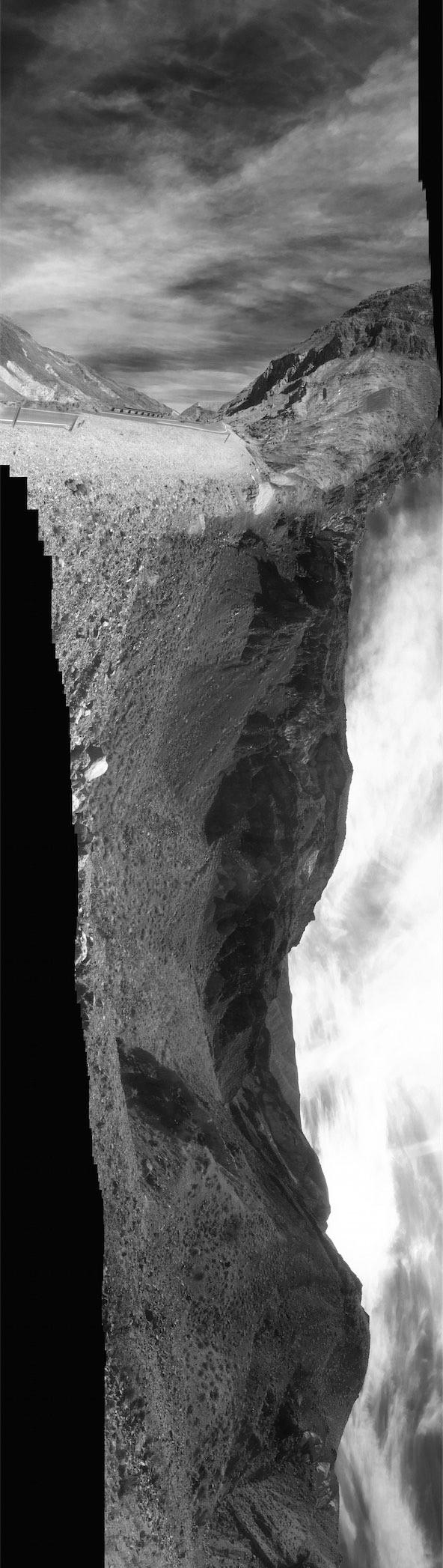 DV-Inbound_9Mar2016_7 Photograph, 2016  Copyright © Tennyson Woodbridge, 1963 to present