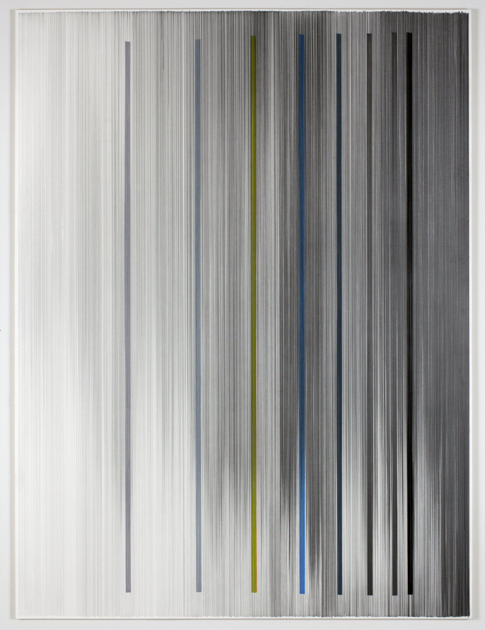 and reappear   2016   graphite & colored pencil on mat board   60 by 80 inches