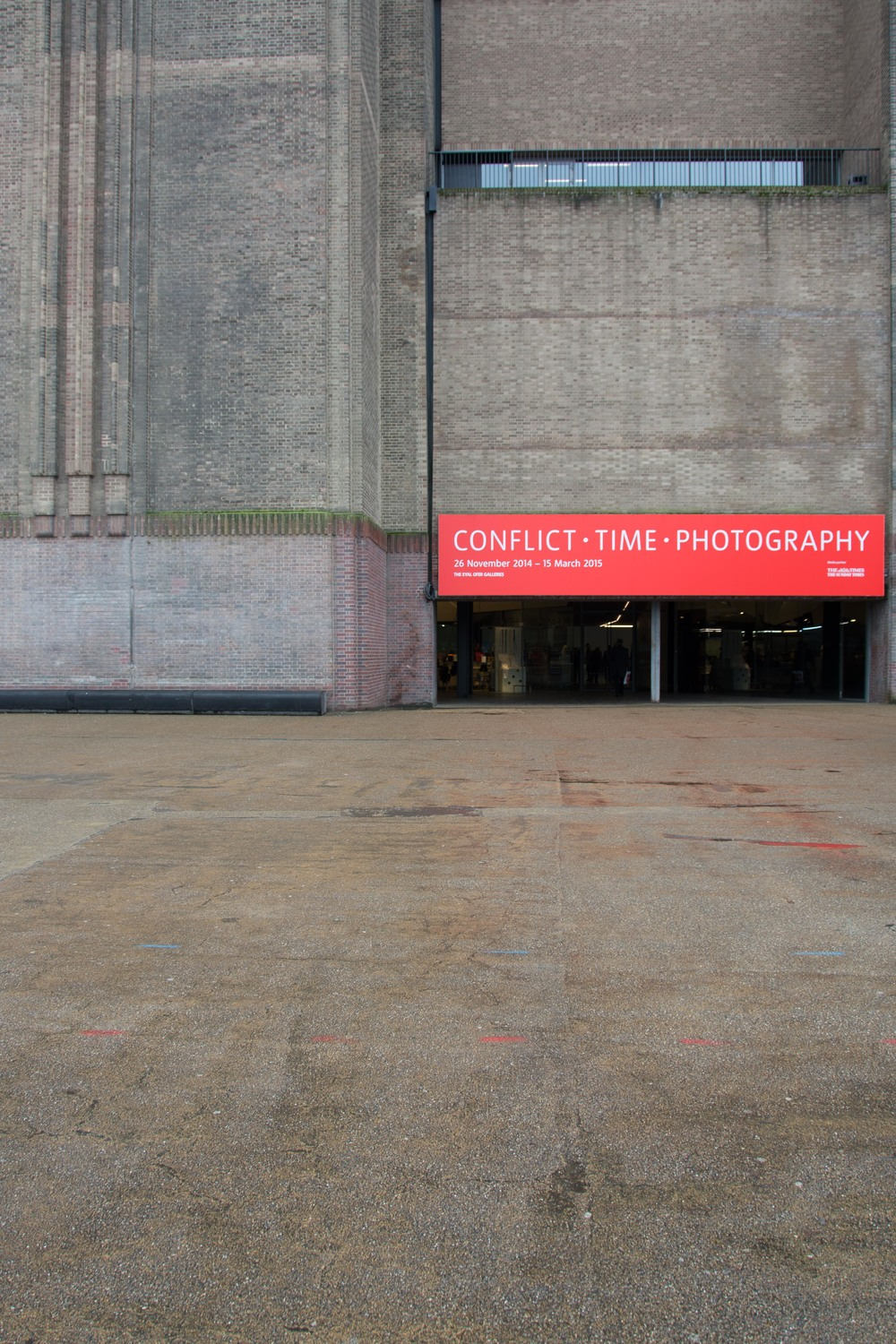 Conflict Time Photography. Tate Modern.