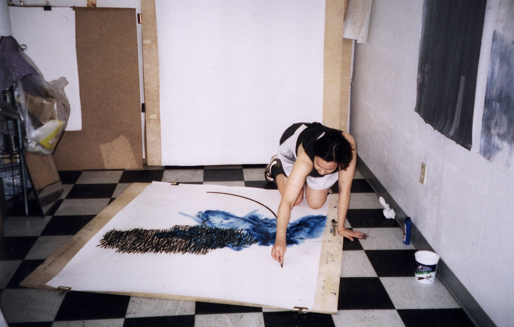 Duragirls  Performance with Julie Hampton at Campbell Appliance, Phoenix, AZ, 2001