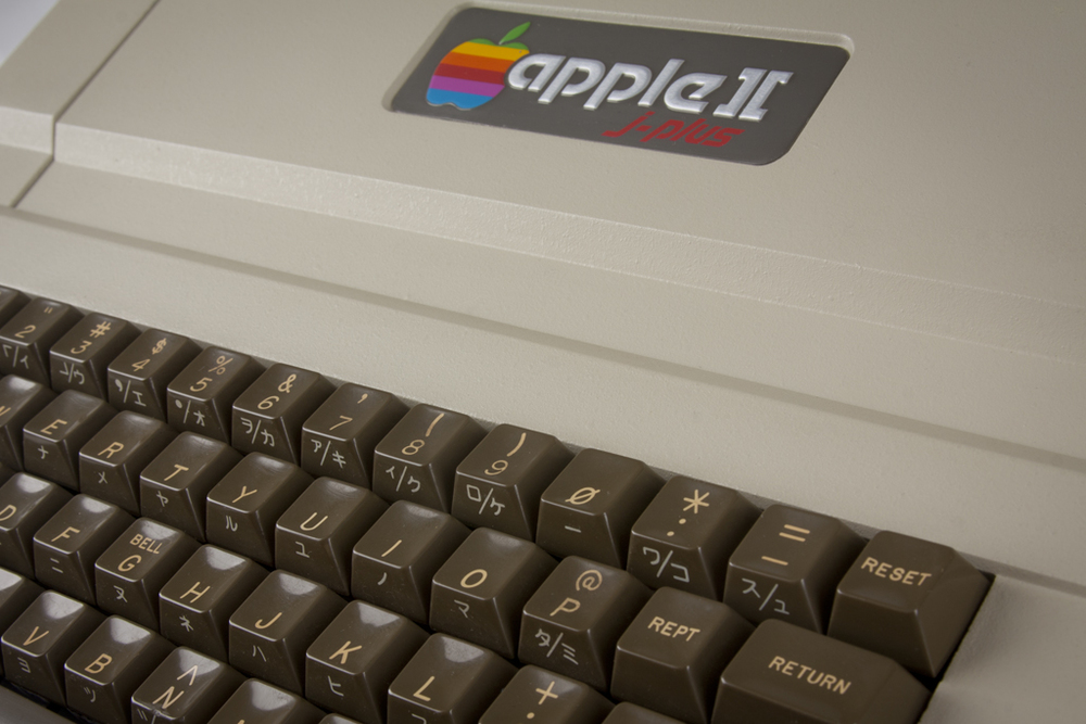 Apple II j-plus