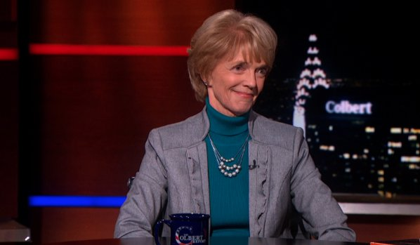 Patricia Churchland on Colbert