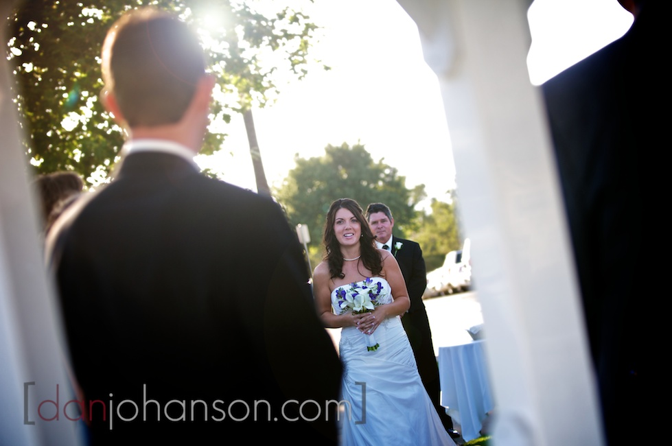 wedding in gilroy eagle ranch golf club