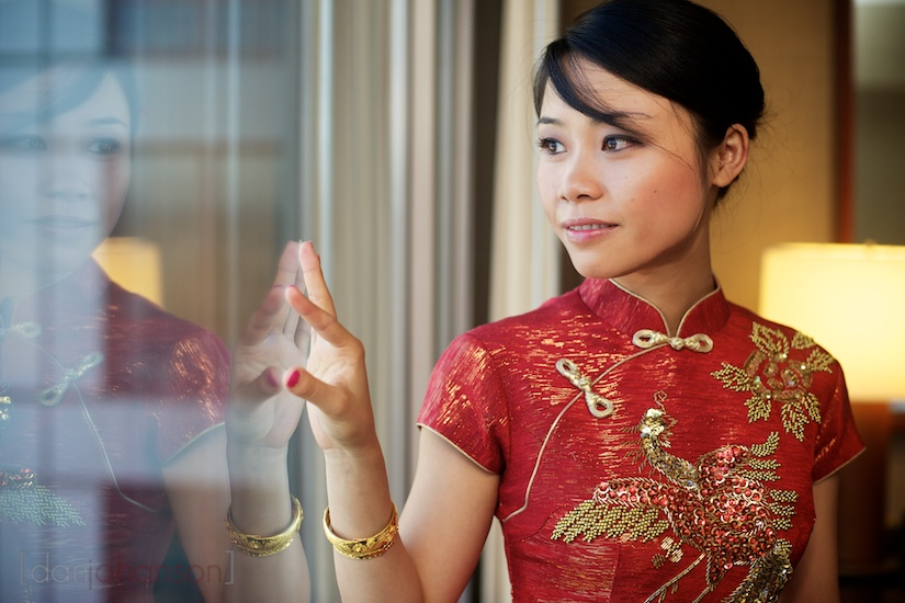 wedding and chinese tea ceremony in california