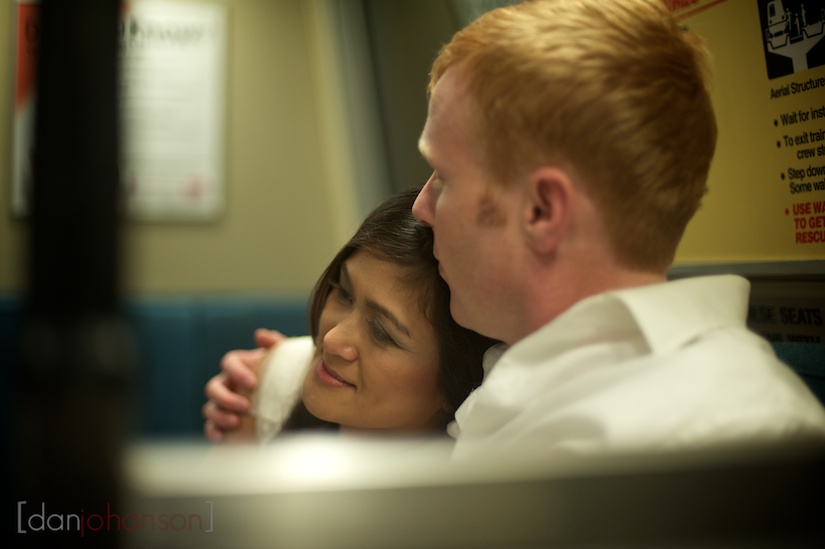 bart train engagement san francisco