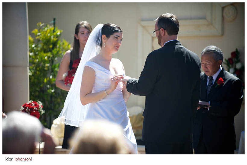 vows casa real ceremony