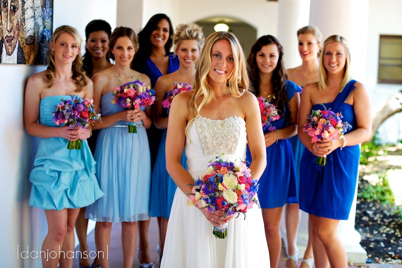 group photos of bridal party